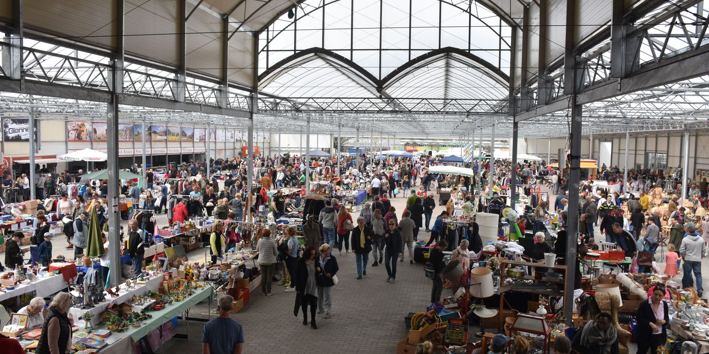 Großer Flohmarkt in Ebbs