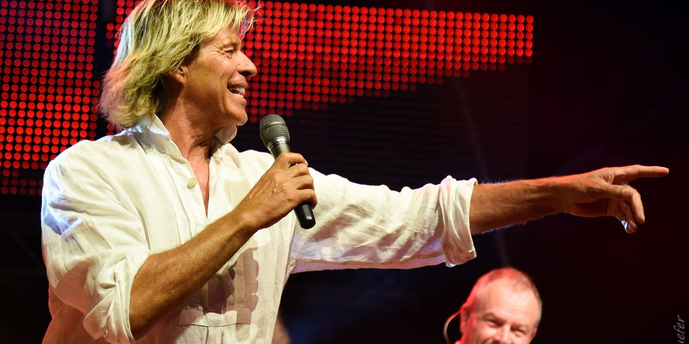 Hansi Hinterseer Konzert in der Hödnerhof Arena