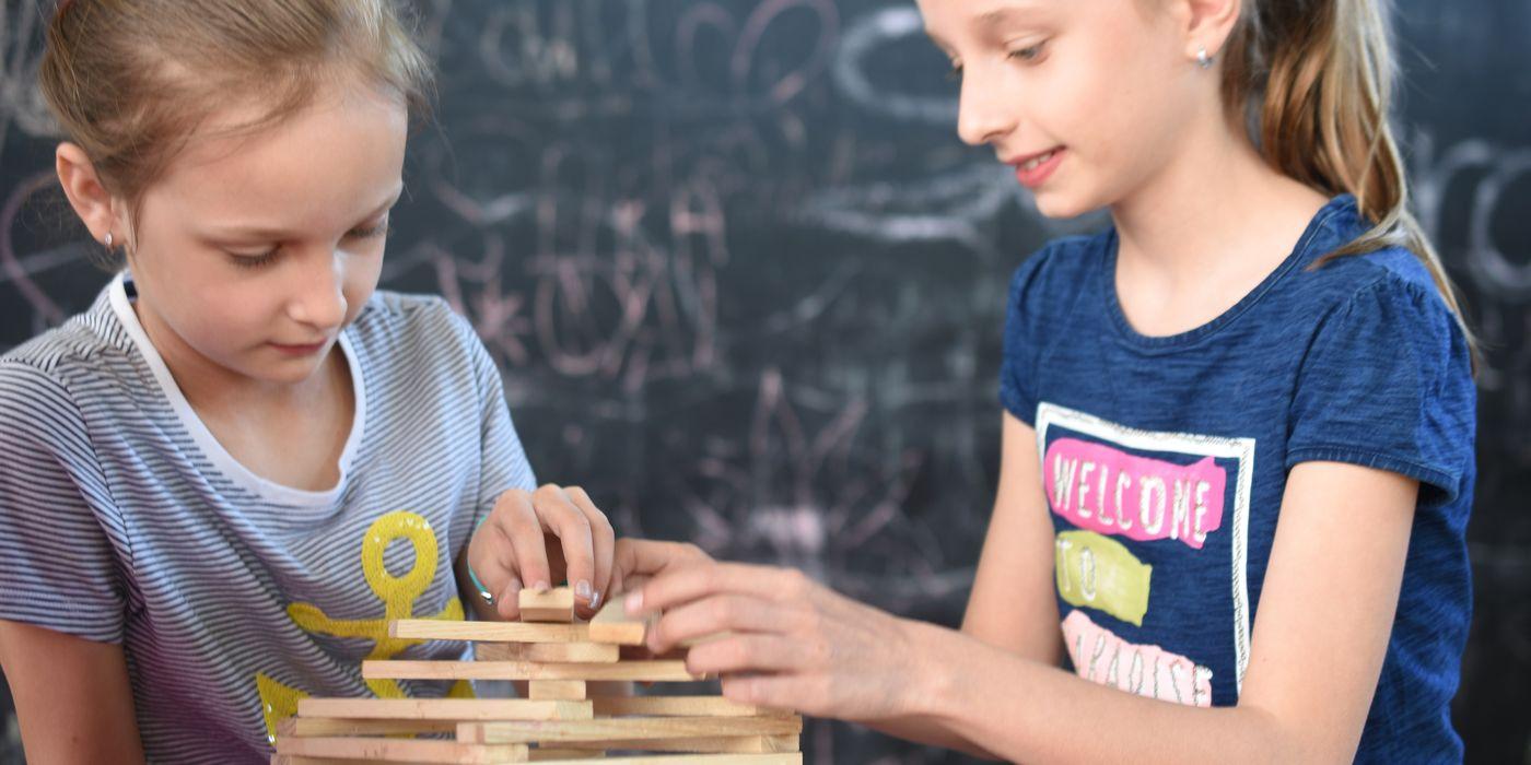 Holzklötze für fingerfertige Jungs und Mädels