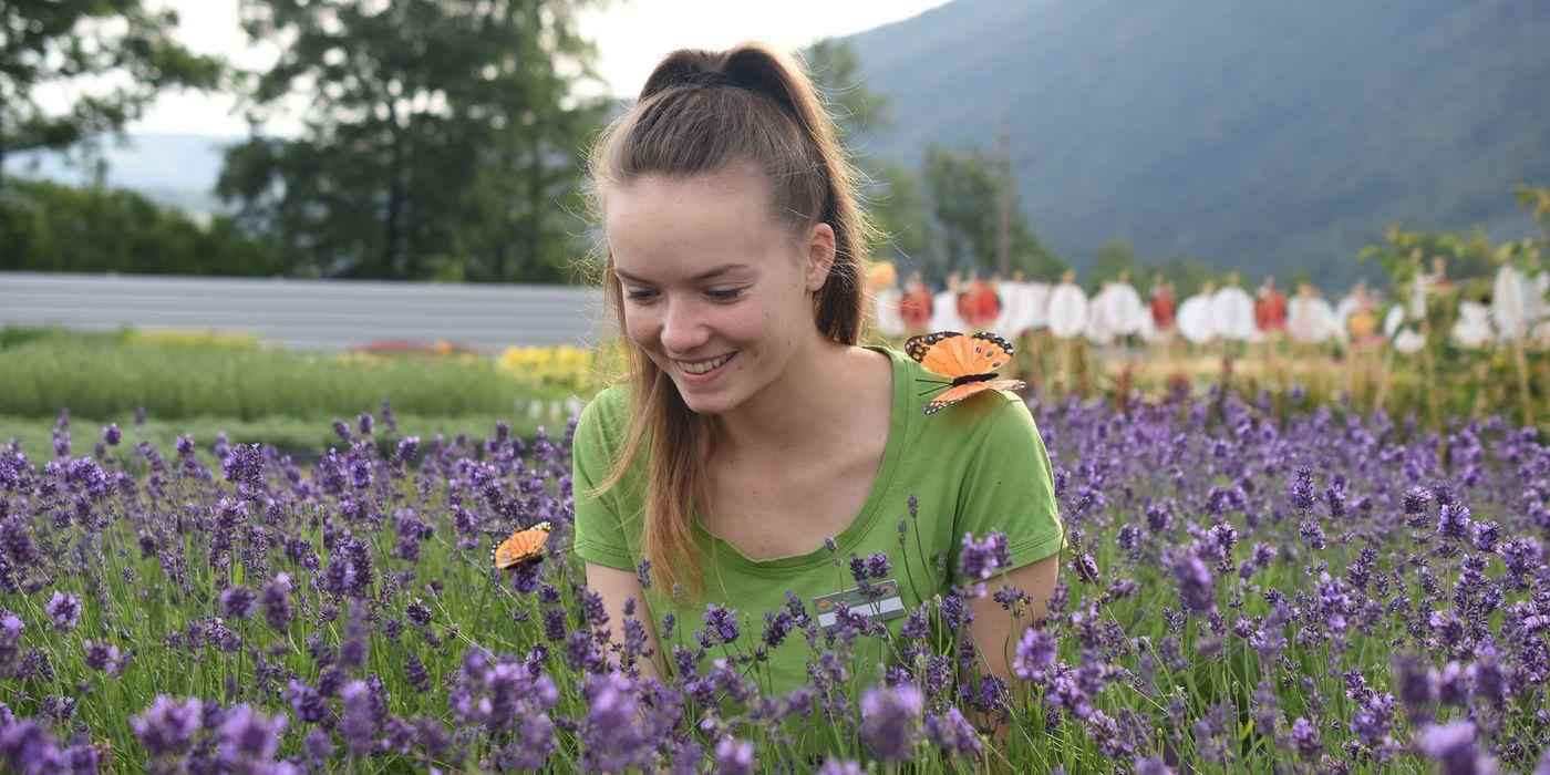 Räucher- und Duftpflanzen