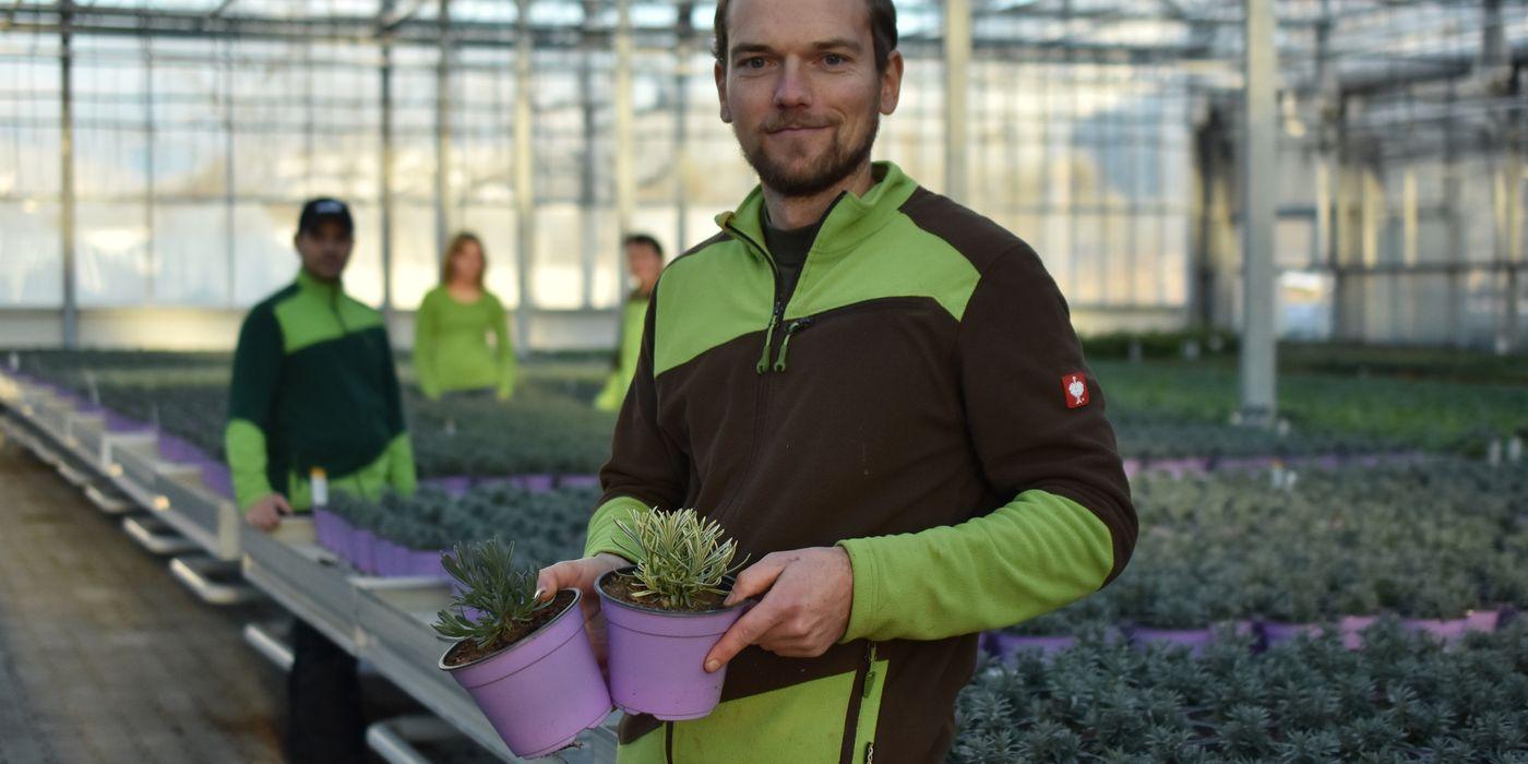 Qualität und Nachhaltigkeit der Pflanzen sind uns wichtig